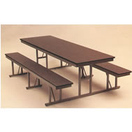 standard lunch room table series