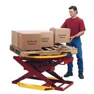 palletpal automatic level loader