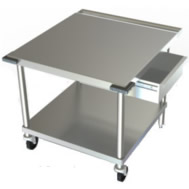 stainless steel specialty tables