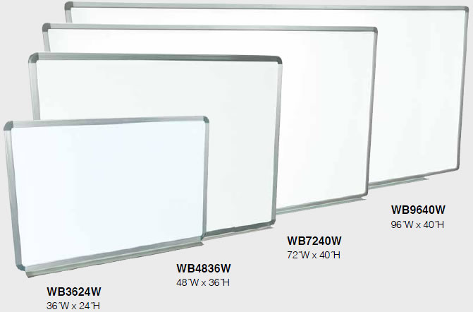 Wall Mounted Whiteboards Magnetic Whiteboards Staff