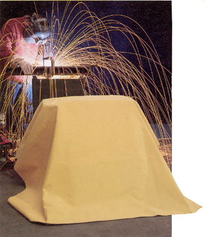 Welding Blankets Amp Curtains Trans Vue Instant Welding