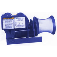 hydraulic winch hoist