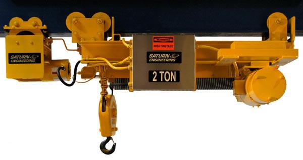 crane pendant station