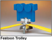 festoon trolley