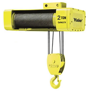 Electric Wire Rope Hoists, Wire Rope Hoist, Hoists, Trolleys